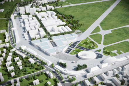 Discorde en vue à Zurich sur le financement du parc d'innovation