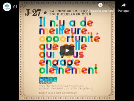 29 pensées/ 29 projets pour préparer 2(01)9
