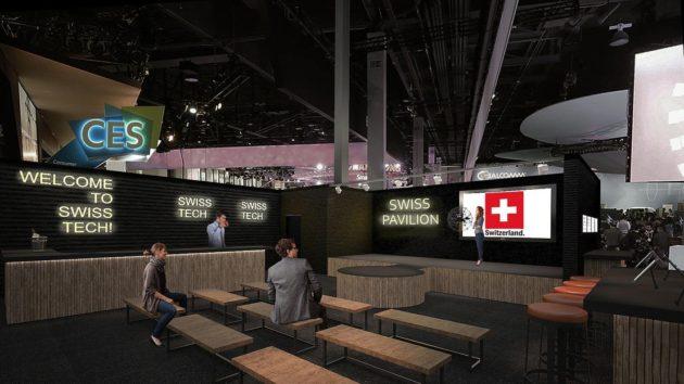 CES : L'EPFL s'expose avec onze start-up