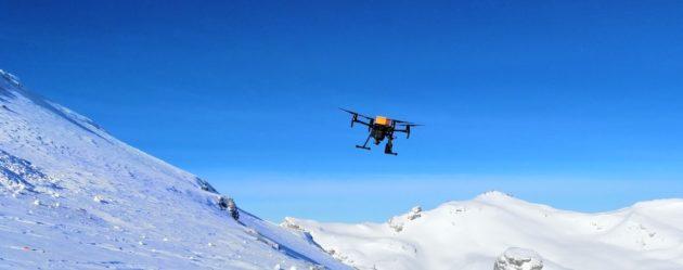 Nivitec, incubée à l'Espace Création de Sion, reçoit une bourse de CHF 150000 pour développer ses drones pour le secours