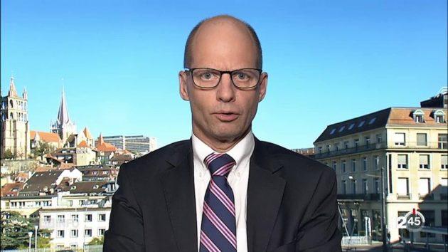 Bienvenue au nouveau directeur du CHUV,  M. Philippe Eckert