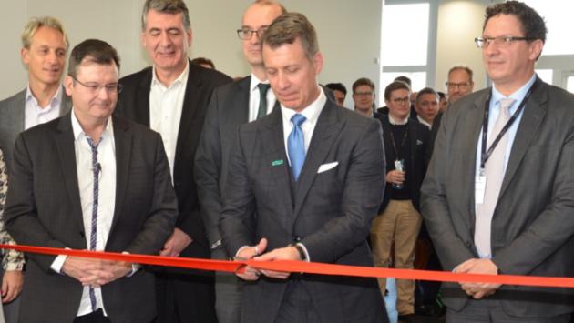 HPE, partenaire de la Fondation Inartis sur plusieurs programmes, ouvre à Genève un centre d'innovation pour l'internet des objets