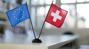 60% DE SUISSES VEULENT L'ACCORD-CADRE AVEC L'UE