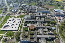 EPFL: un campus avant-gardiste