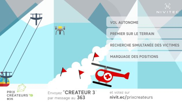[Espace Création] Nivitec finaliste du 10e Prix Créateurs BCVs, Modubois, vainqueur