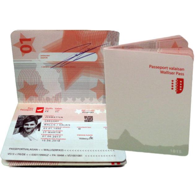 [Espace Création] Le Passeport valaisan passe au numérique