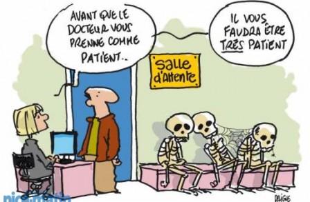 La Suisse a-t-elle une pénurie ou une pléthore de médecins ?
