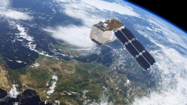 Un satellite avec du matériel suisse prêt à s'envoler