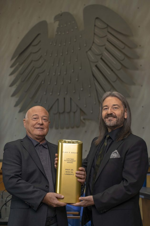 Le fondateur de X-Bionic reçoit un prix pour l'œuvre de sa vie