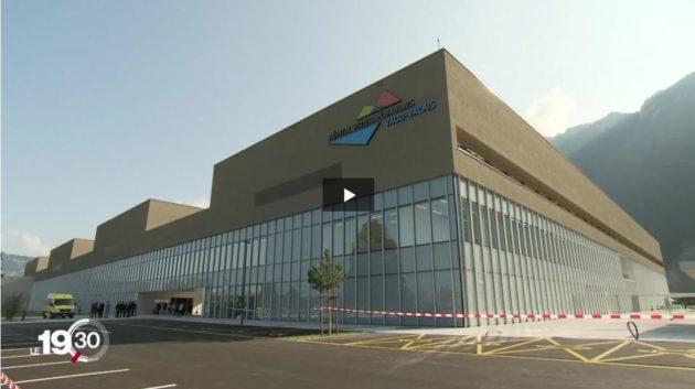 Attendu depuis 20 ans, l'Hôpital Riviera-Chablais est enfin inauguré