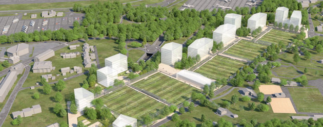 Genève : Le campus qui doit transformer Pré-du-Stand (et sauver la planète)