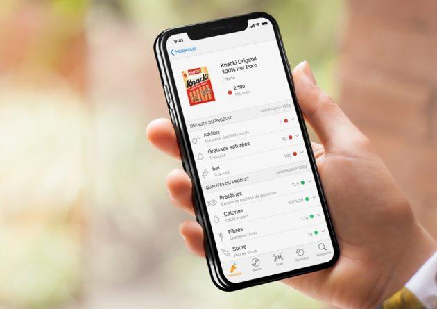 Composition des produits alimentaires : l'application Yuka compte 150.000 utilisateurs en Suisse