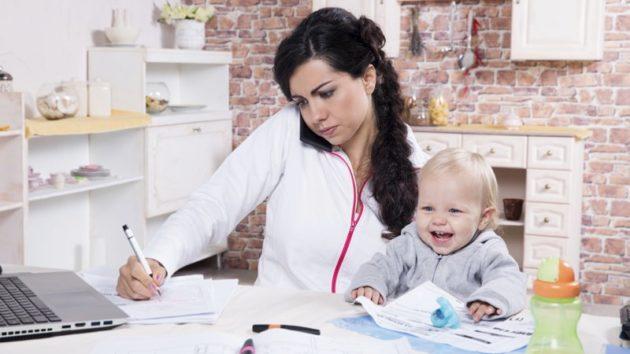 Maternité et carrière ne font pas bon ménage