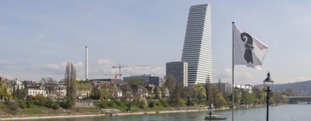 Roche veut construire de nouvelles tours à Bâle