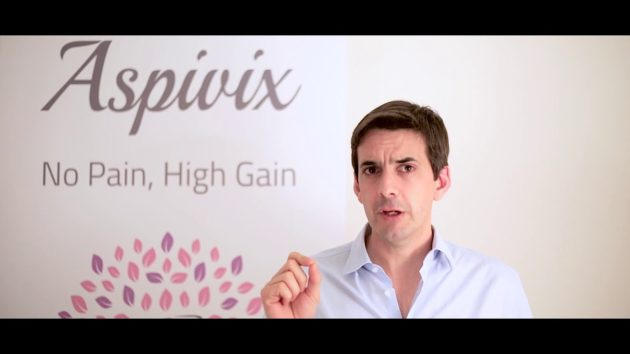 [UniverCité] Aspivix has been selected by Innosuisse for the 1st Scale-up program