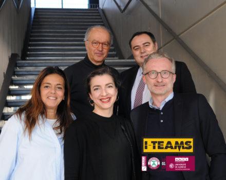 [ATFM] Les I-Teams remettent leurs prix et lancent leur quatrième édition