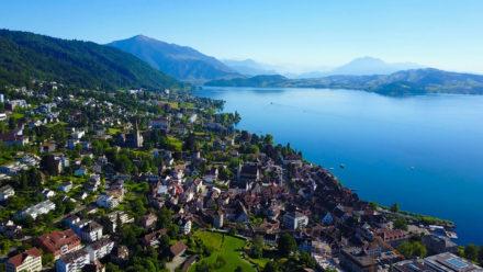 L'avenir des nouvelles technologies financières se joue en Suisse, dans la CryptoValley