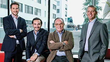 [Campus Biotech] La biotech GliaPharm lève 2 millions de francs