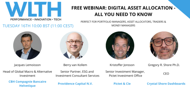 [Espace Création]  Digital Asset Allocation : an investment process driven by perfect knowledge