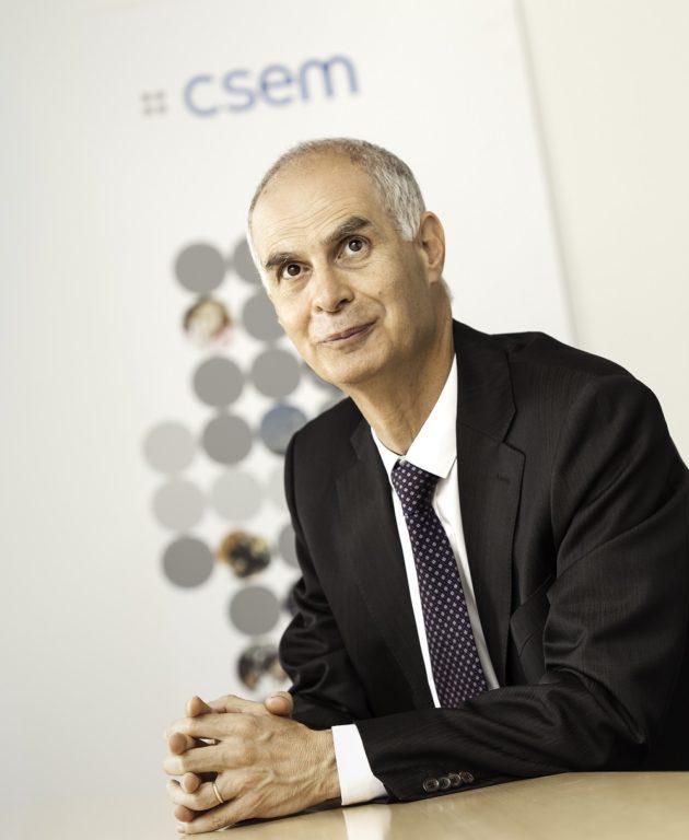 «Pour se relever de la crise du Covid, l'industrie aura plus que jamais besoin d'innovation», Mario El-Khoury, directeur du CSEM, ambassadeur de la Health Valley