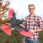 L'EPFL développe un drone en forme de rapace