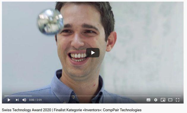 [UniverCité] Deux des trois finalistes « inventor » du Swiss Technology Award 2020 s'installeront à Station R – Renens