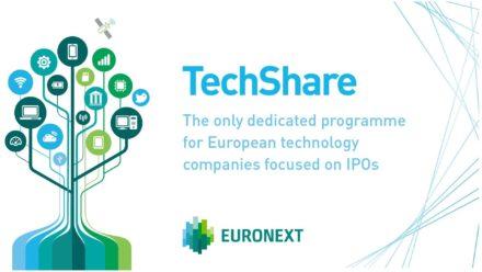 TechShare d'Euronext avec 13 entreprises suisses