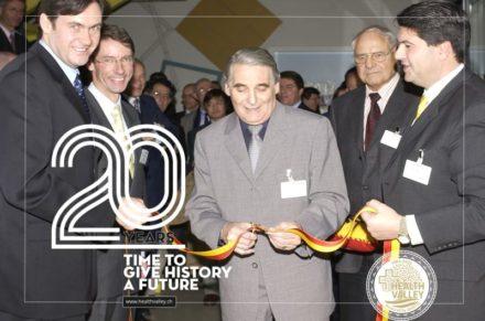 La Health Valley fête ses 20 ans #HV20 : CONTRIBUEZ !