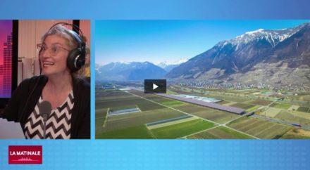 Le long chemin d'une startup vers des autoroutes solaires en Suisse
