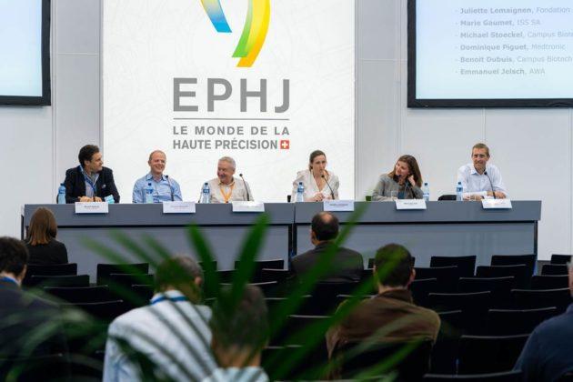 Premier salon à redémarrer : l'EPHJ fait la part belle à la medtech