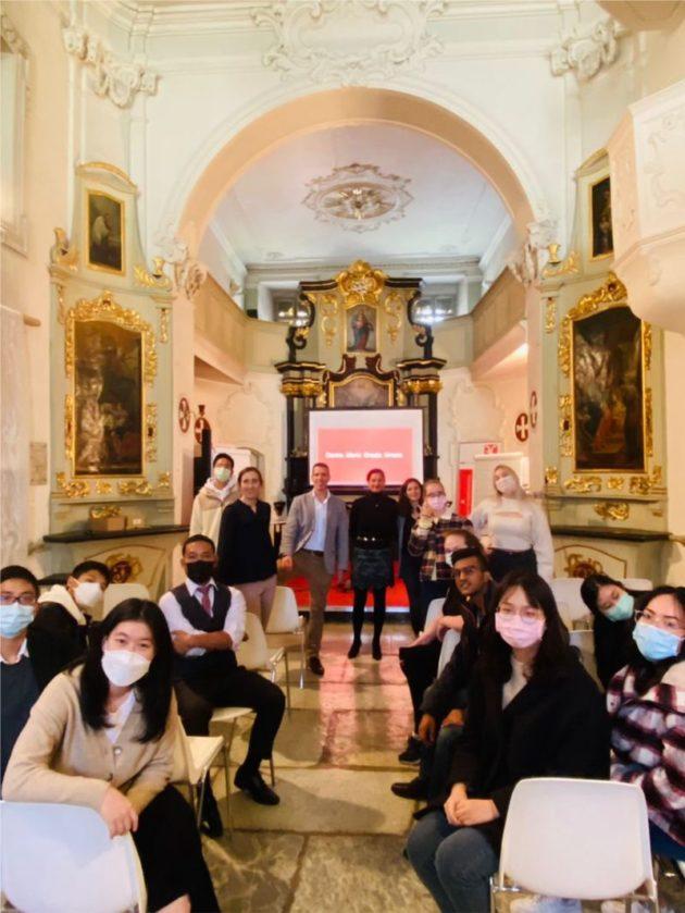 [Espace Création] César Ritz Colleges et Inartis se penchent sur le tourisme de moyenne montagne